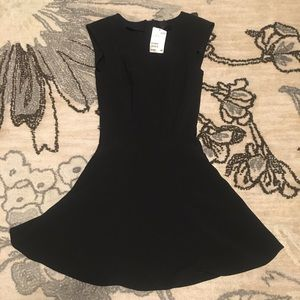 H&M Black Sleeveless Dress Size 2 NEW With Tags